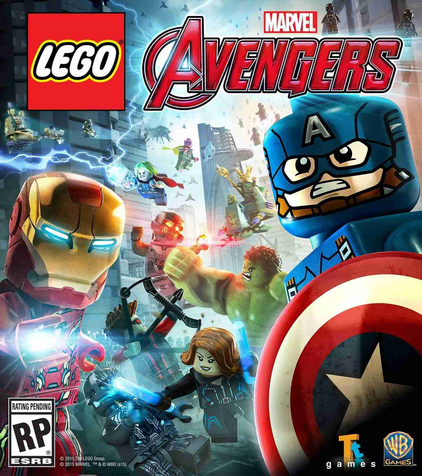 Descargar Lego Marvels Avengers [MULTI][ANTiDOTE] por Torrent